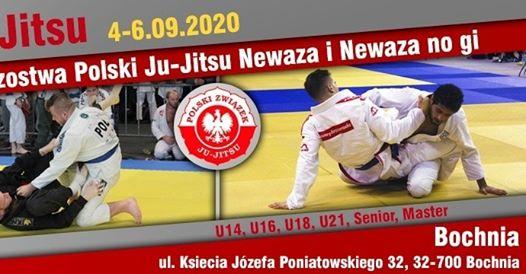 Mistrzostwa Polski ju jitsu