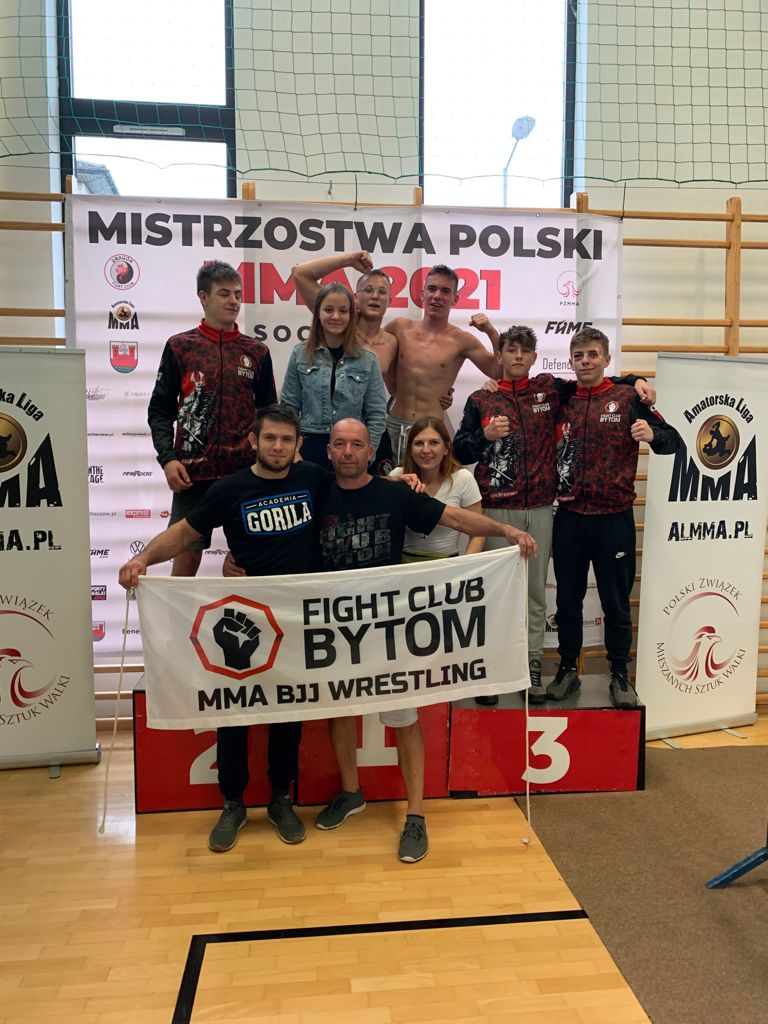 Mistrzostwa Polski MMA